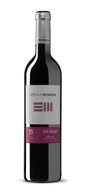 Enrique Mendoza, Shiraz