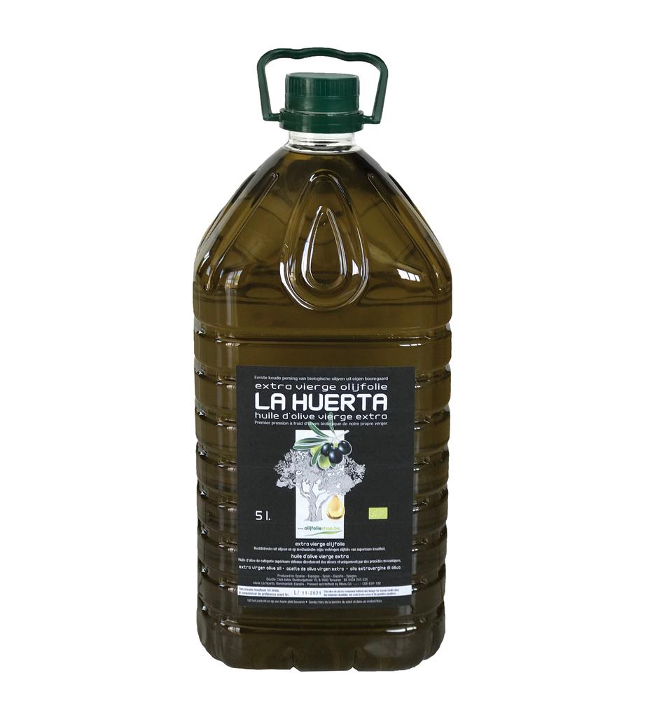 olijfolie extra vierge, La Huerta