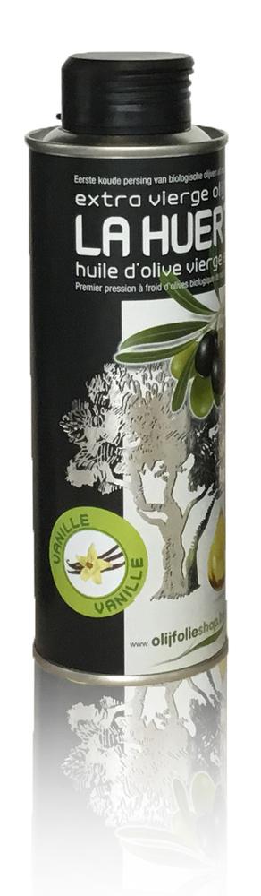 olijfolie extra vierge met vanille