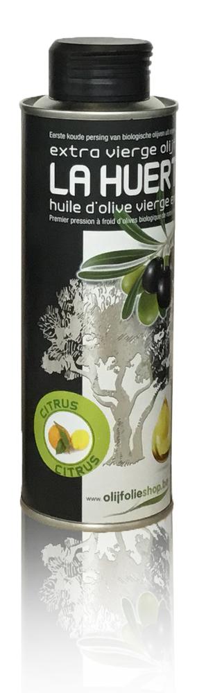 olijfolie extra vierge met citrus