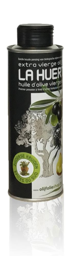 olijfolie extra vierge met zuiderse kruiden